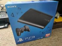 Ps3 Slim 250gb & Super Slim 500GB