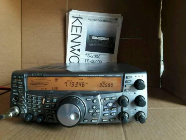 Kenwood ts 2000 hf vhf uhf transceiver | in Wales | Gumtree