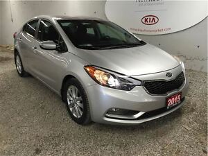 2015 Kia Forte 1.8L LX+ FACTORY WARR - BLUETOOTH - HEATED SEATS