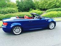 BMW 118i M-Sport Convertible