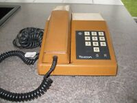 BT Leather Telephone