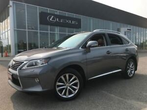 2015 Lexus RX 350 *TECHNOLOGY PKG*RARE SADDLE TAN*