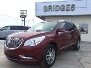 2015 Buick Enclave Leather**Sunroof-Leather-Backup Cam-Remote st