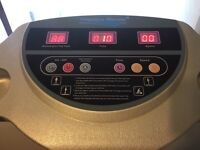 Crazy fit massage vibration plate