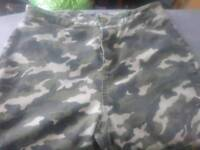 Ladies 14 (16 small fit) Camouflage jeggings