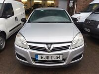 VAUXHALL ASTRA VAN 1.7CDTI 2011/11REG FULLY LOADED £2999 PLUS VAT
