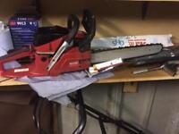Mountfield mc846 chainsaw