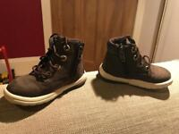 Toddler Winter Boots - Timberland Toddler Tracks size 5