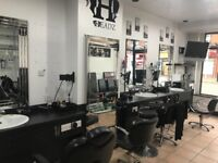 Barber Shop Hairdresser Salon Business For Sale - Main Road - Cheap Rent - All Equipment Included