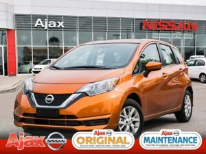 2017 Nissan Versa Note SV*1600 kms*Factory Warranty*Bluetooh