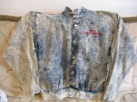 The Lost Boys Cast/Crew OFFICIAL Promotional Jacket Coat 1987 circa Ultra Rare