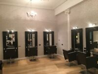 SELF-EMPLOYED HAIR STYLIST CHAIR RENTAL & BEAUTY ROOM RENTAL