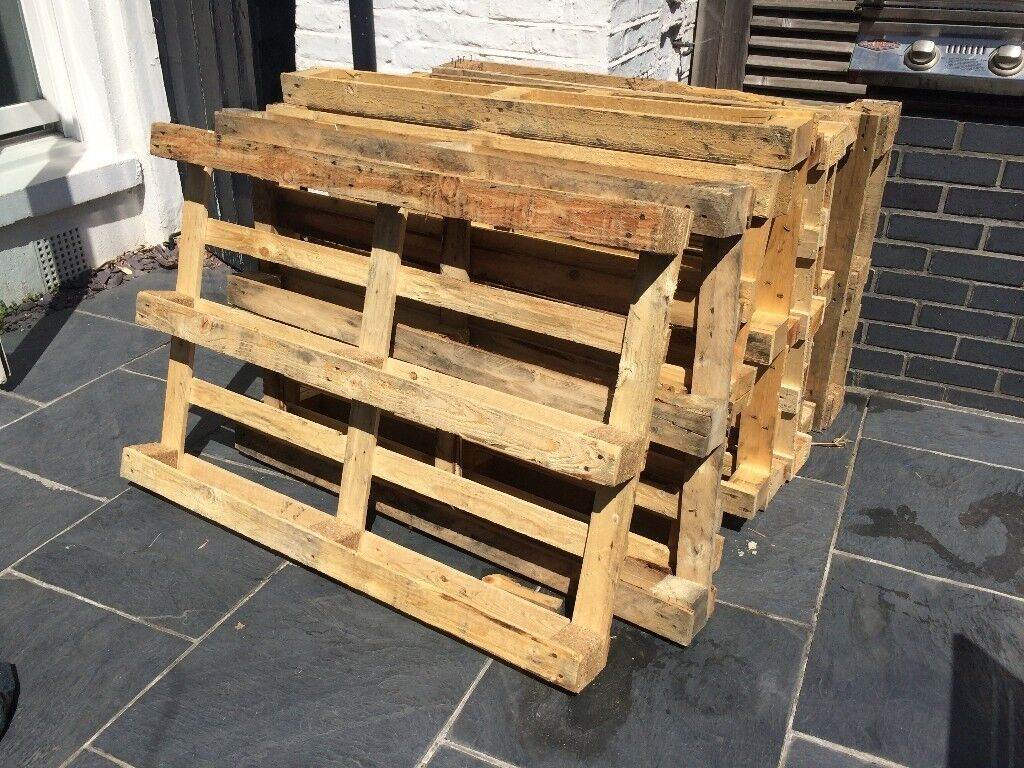x8 Wooden Pallets - Free, Collection Only. - Good ...