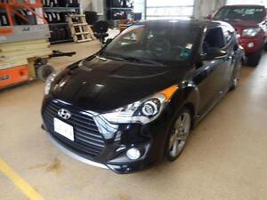 2015 Hyundai Veloster TURBO Fun to drive turbo with great power!