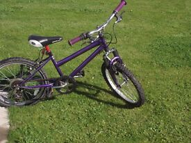 Bicycle for 5 to 15 year old