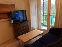 Amazing single room available in Putney Heath,open plan living room,TV,sofa,balcony,Bills inclusive