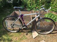 Carrera Gravity Men's Mountain Bike - MTB SHIMANO ACERA RETRO BICYCLE