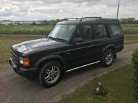 Land Rover Discovery TD5 adventurer