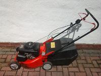 Petrol Lawnmower 16 inch cut... SERVICED