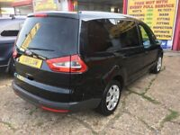 2011 FORD GALAXY 2.0 ZETEC TDCI AUTOMATIC DIESEL 7 SEATER 134 000 MILES