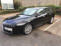 2008 58 ALFA ROMEO 159 2.4 JTDm 20v 210bhp estate
