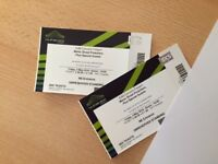 Manic Street Preacher Tickets - 2 tickets £30 each - Friday May 4th SEE Arena Wembley