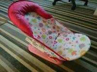 £5 Babies-R-Us bath seat.