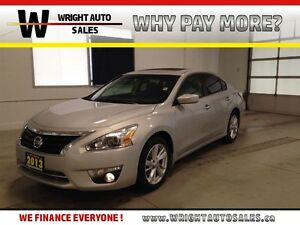 2013 Nissan Altima SV|SUNROOF| BLUETOOTH| 49,095 KMS
