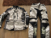Motorcycle touring jacket and trousers RST PRO SERIES