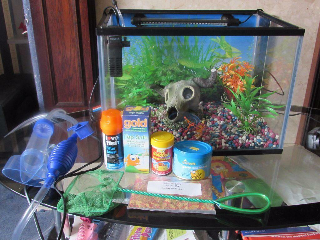 24 litre fish tank for sale ornaments heater and for Koi pond heaters for sale