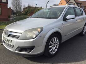 Vauxhall Astra 2006 with 12 Months MOT