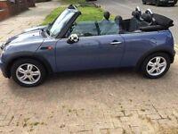 3Mths Wrrnty,Rear Parking Sensors,Convertible MINI ONE 1.6,Manual,Petrol(Also hv Astra,Corsa,Fiesta)