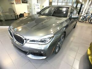 2016 BMW 750i xDrive Local Unit, Sask Tax Paid, Bowers Wilkins D