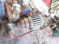 3 PHASE MOTOR FOR A WADKIN RS LATHE WOODTURNING VERY RARE WHEN YOURS BURNS OUT