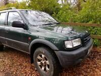 1999 2.2L 4WD Vauxhall Frontera