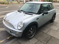 2005 MINI ONE 1.6L - 3 DOOR MANUAL PETROL JUST BEEN SERVICE SEPTEMBER 2017 MOT