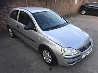 2005 Vauxhall Corsa MOT. CHEAP TAX AND Insurance
