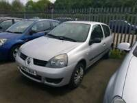 2008 57 renault clio 1.2 campus cheap