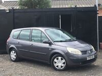 ★ 2005 RENAULT GRAND SCENIC 1.6L + IDEAL FAMILY 7 SEATER ★