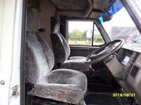 Fiat Elddis Motorhome Campervan, 6 Berth, Low Miles, Super Little Camper