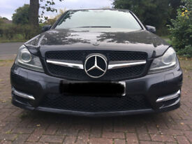 Mercedes Benz c220 Sport ed125 CDI Blue Efficiency 7 Speed