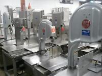 USED MEAT SAWS / RESTAURANT EQUIPMENT