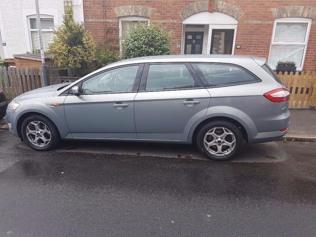 Ford mondeo estate 1.8tdci silver. 109k mp3 connection cd player heated front and rear screen & more