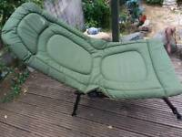 Fox reclining fishing chair