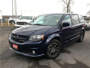 2017 Dodge Grand Caravan GT**LEATHER**DVD**BACK UP CAM**BLUETOOT