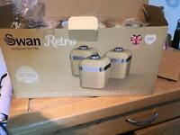Swan retro kitchen set
