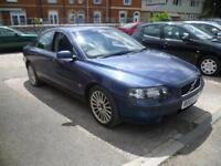 VOLVO S60 D5 SE 4dr Geartronic (blue) 2003