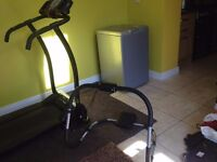 CONFIDENCE FITNESS TREADMILL & ABS EXERCISING EQUIPMENT