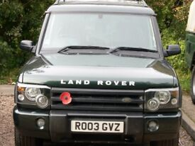 LAND ROVER DISCOVERY TD5 GS
