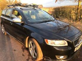 Volvo v50 d3 2012 50000 miles